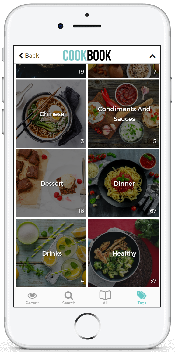 The cookbook app recipe manager for ios android and online with the cookbook app recipe manager for ios android and online with ocr forumfinder Image collections
